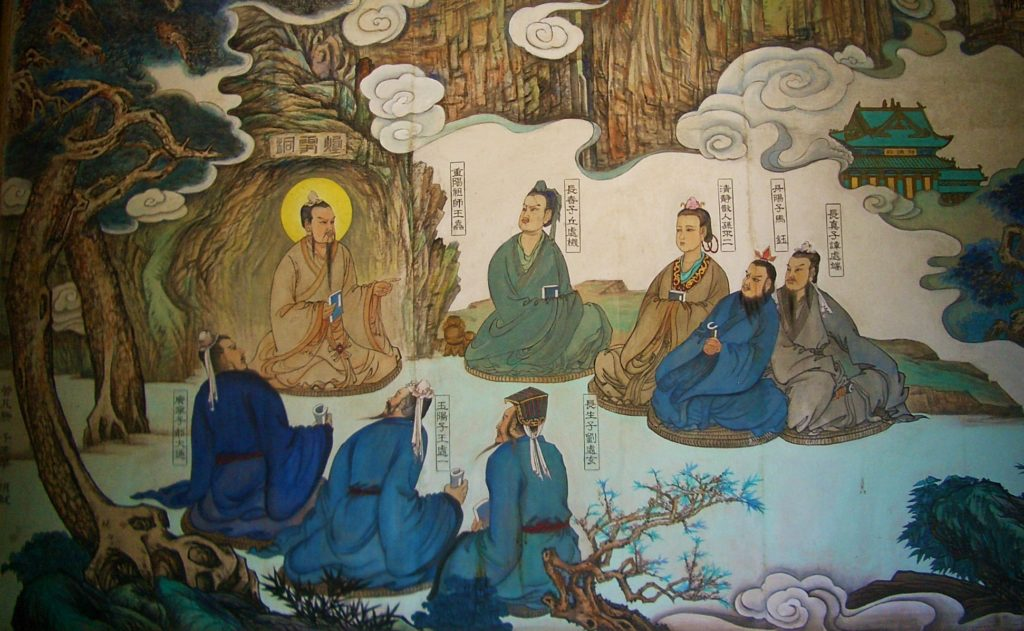 Astres, astrologie, Chine