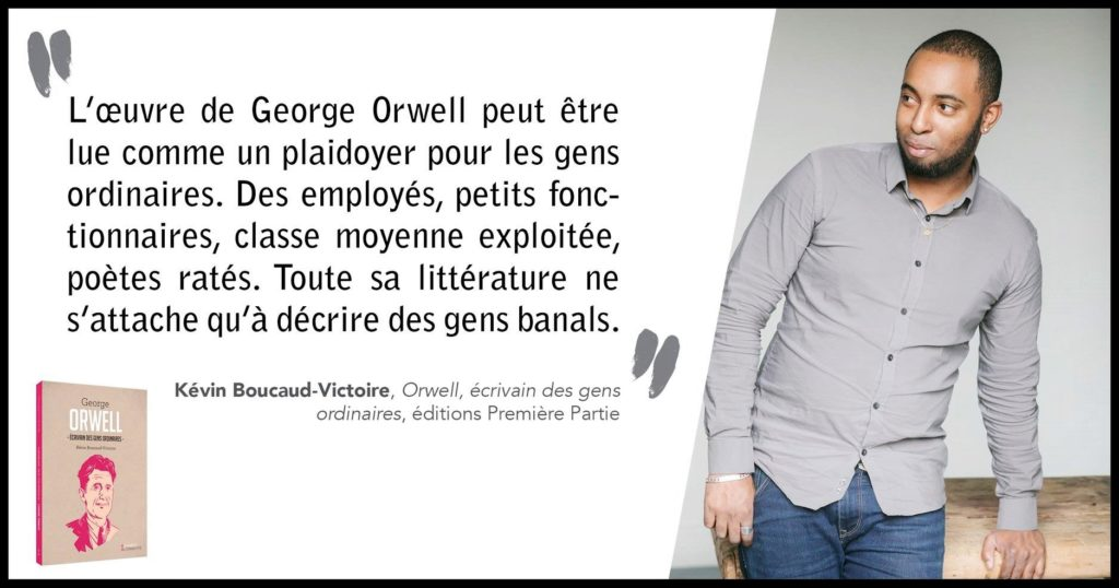 George Orwell, L'inactuelle